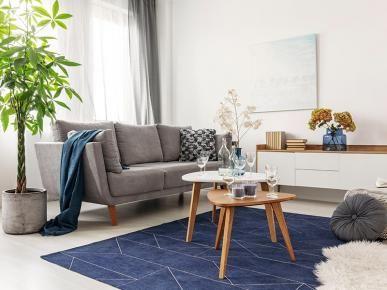 Ideais de decoração para a sua sala de estar
