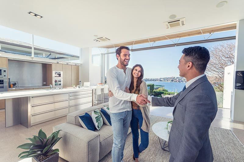 Os ventos sopram a favor de investimento imobiliário